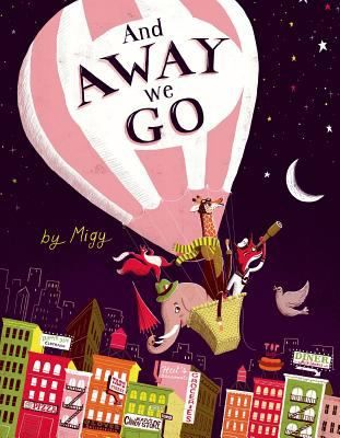 And away we go by Migy