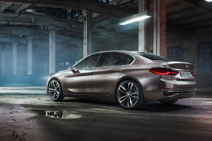 BMW Concept Compact Saloon