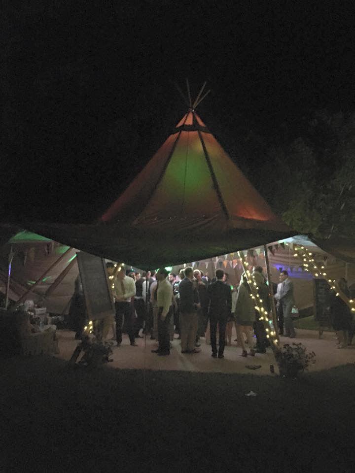 Tipikata wedding #teepee #tipikata