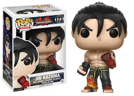 Jim Kazama