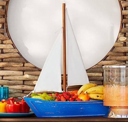 Deals And Steals Outdoor Entertaining On A Budget Serving Bowls Sailboats And Bowls