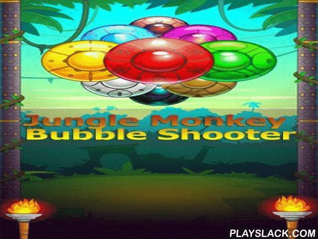Jungle Monkey Bubble Shooter  Android Game - playslack.com , assist a humorous monkey explode varicoloured globules. Shoot the globules to equal 3 and more same ones. Carefully aim and shoot globules using a best trajectory in this Android game. strive to shoot to equal as many globules as feasible. Those teams will explode and you'll get scores. Do work as swift as feasible to get extra awards. Use different bonuses tat will assist you set records.