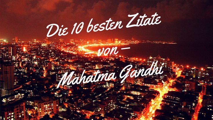 Http Noblequotes Com: Die 25+ Besten Ideen Zu Mahatma Gandhi Zitate Auf