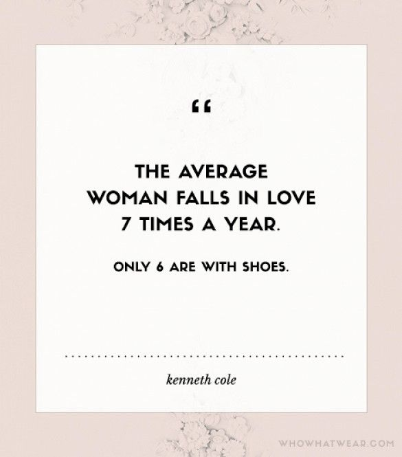 Kenneth Love Quotes: 17 Best Ideas About Shoe Quote On Pinterest