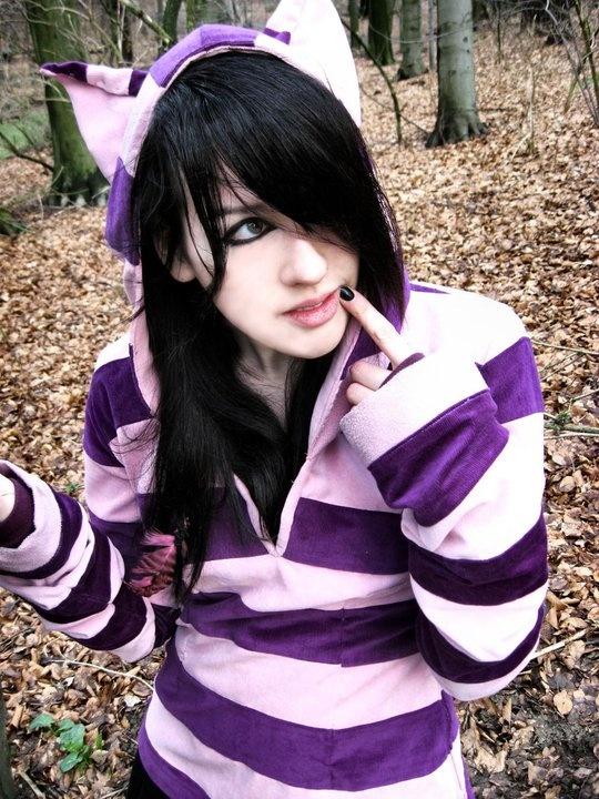 Cheshire cat porn