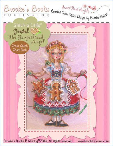 Brooke`s Books Publishing  Gretel the Gingerbread Angel/ цена 699 рублей