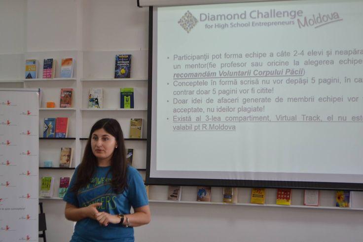 Lansarea proiectului de antreprenoriat pentru liceeni Change Moldova