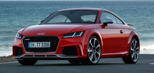 2018 Audi TT RS Coupe Review USA