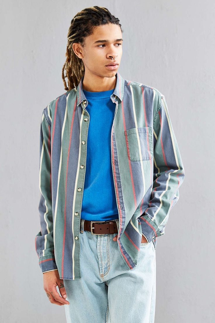Teen Boys Fashion From A 1990 Catalog 1990s Fashion