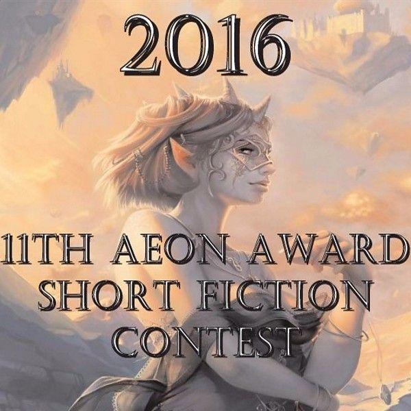 11th International Aeon Award Short Fiction Contest