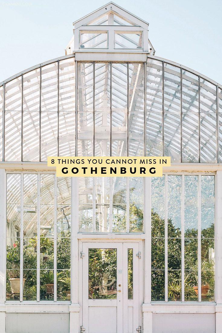 Things to do in Gothenburg: 8 Things You Absolutely Cannot Miss