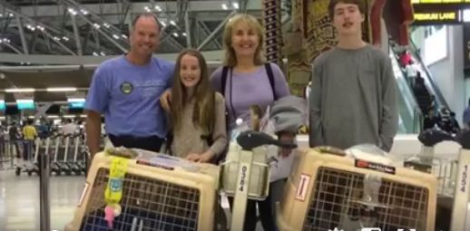 Do you have a confirmed booking on Thai Airways, All Nippon Airways (ANA), China Airlines, Qatar, Korean Air, JAL, EVA, Lufthansa or KLM? Please consider helping to get a dog or cat to their forever home at no extra cost to you. Soi Dog handles all the paperwork and logistics; you just need to turn up at the airport! If you can help, PLEASE EMAIL flightvolunteer@soidog.org for more details. http://www.soidog.org/en/be-a-flight-volunteer