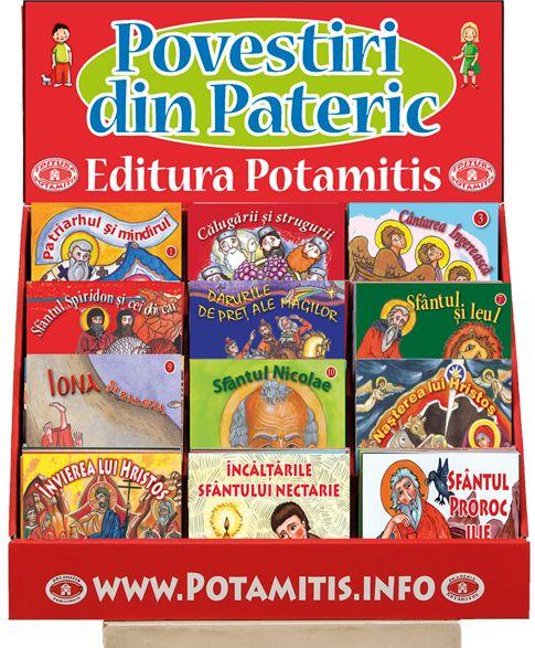 Povestiri din Pateric