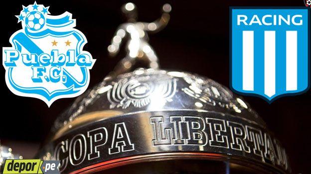El Puebla de México debutará mañana en la Copa Libertadores de América 2016 de fútbol ante el experimentado cuadro argentino Racing Club en el partido de ida por el pase a la fase de grupos del certamen. Feb 03, 2016.