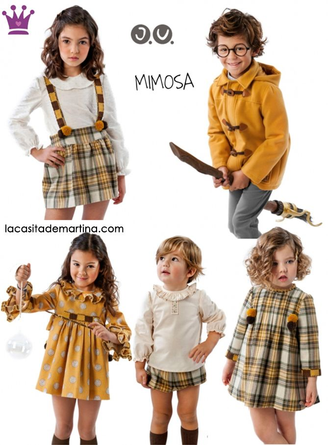 """Hello! José Varón llega a este Blog de Moda Infantil para presentar sus diseños y que a ningún peque le falte su look para este invierno. Os hablaba en el título de este post de """"trendy clásico"""" y ..."""