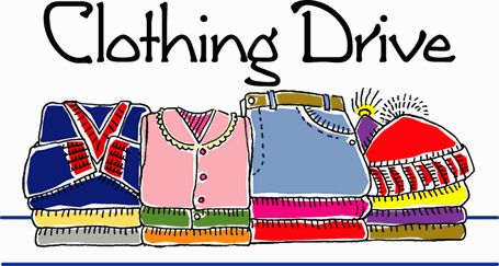 Fall Clothing Drive Clip Art | Clothing Drive Clip Art ...