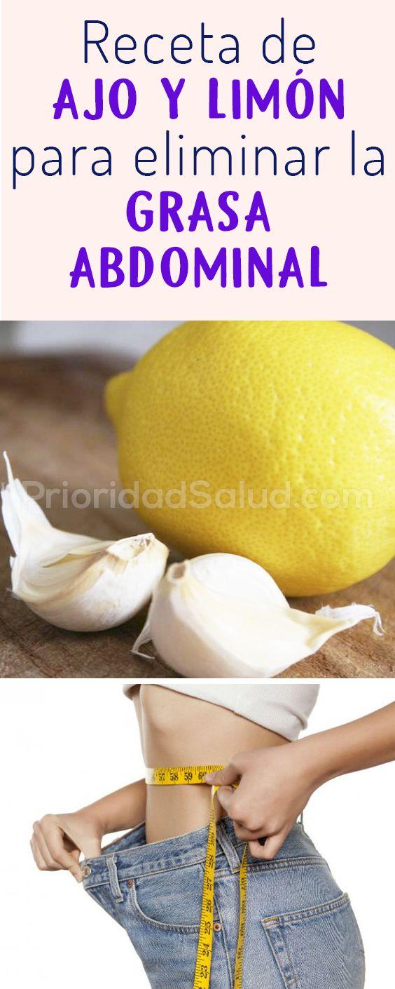 Dieta del limon para bajar barriga