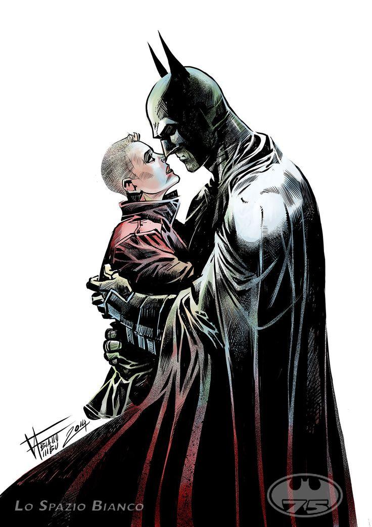 Speciale Batman 75: Fabiano Ambu fa incontrare Batman e Tessa