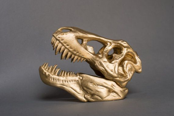 3D printed T-rex  Jurassic Park Dinosaur by PrintAworldService