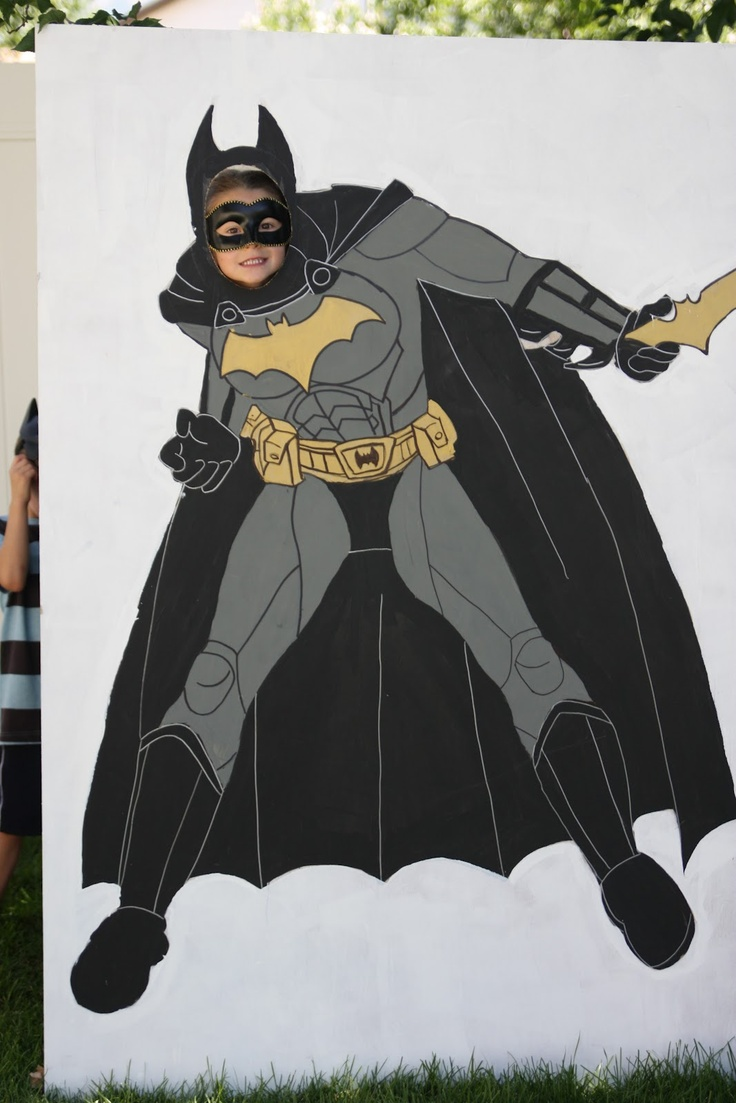 Super Hero Parts