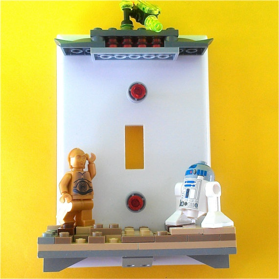 R2d2 And C3po Lego Star Wars LEGO C3PO an...