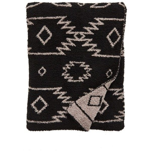 Barefoot Dreams Cozychic Urban Throw ($99) ❤ liked on Polyvore featuring home, bed & bath, bedding, blankets, plush bedding, plush blankets, barefoot dreams, urban bedding and plush throw blanket