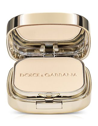 Dolce & Gabbana Perfect Matte Powder Foundation - 50 Ivory http://www.dolcegabbana.com/beauty/makeup/face-products/foundation-perfect-matte-powder/