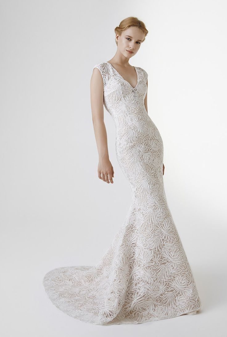Peter Langner Wedding Dresses 2016 { Pretty and Feminine }