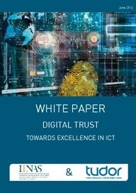 Livre blanc « Digital Trust - Towards excellence in ICT » | CRP Henri Tudor