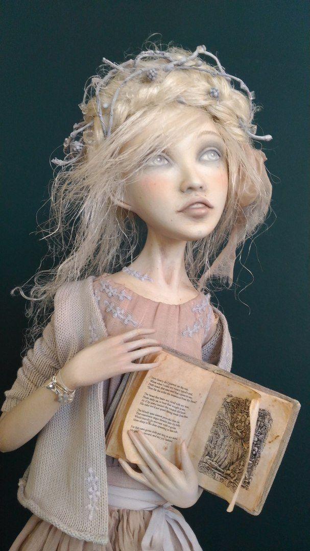"""Light frosts. Vera"". Anna Zueva"
