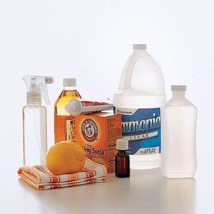 How to Make Your Own Cleaning Products - DIY Environmentally Friendly Cleaning Products - Good Housekeeping