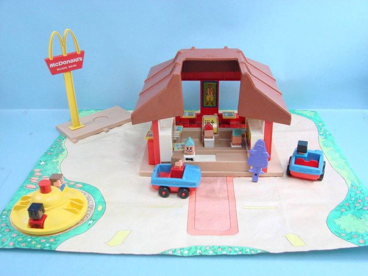 nice Vtg Child's Toy Playskool McDonald's Restaurant Acquainted Locations Play Set Lot Check more at https://aeoffers.com/product/baby-toys-and-games-clothing-shoes/vtg-childs-toy-playskool-mcdonalds-restaurant-acquainted-locations-play-set-lot/