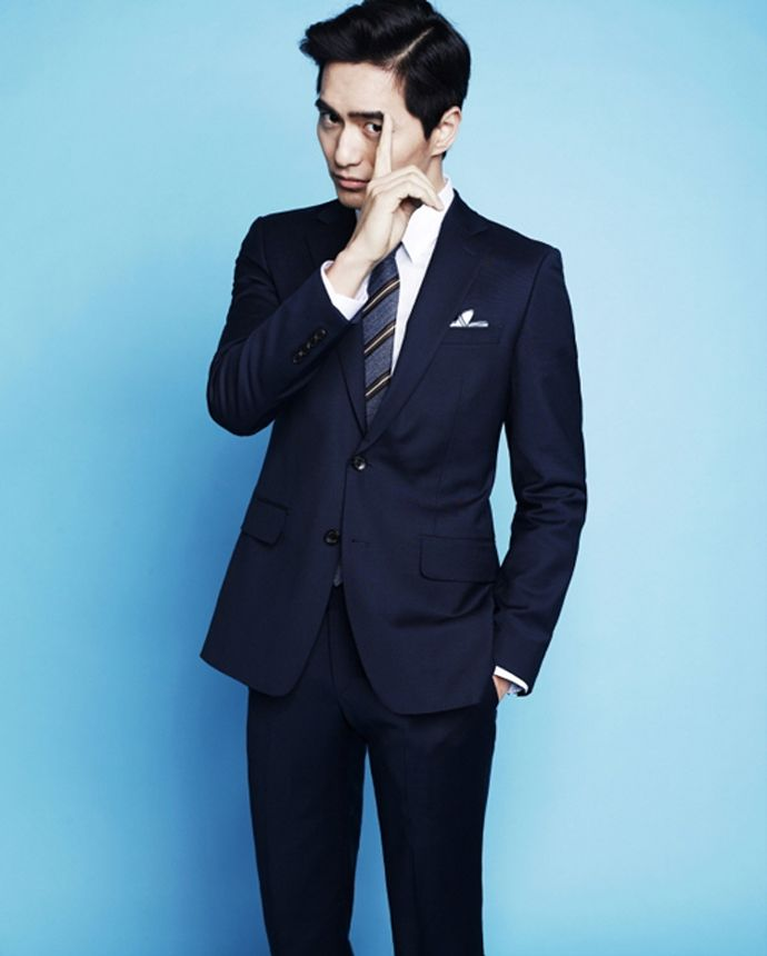 LG's TNGT S/S 2014 Ad Campaign With Lee Jin Wook | Couch Kimchi