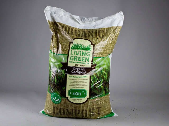 Living green organic worm compost 40 litres #organic #soil #gardening  #compost #worm