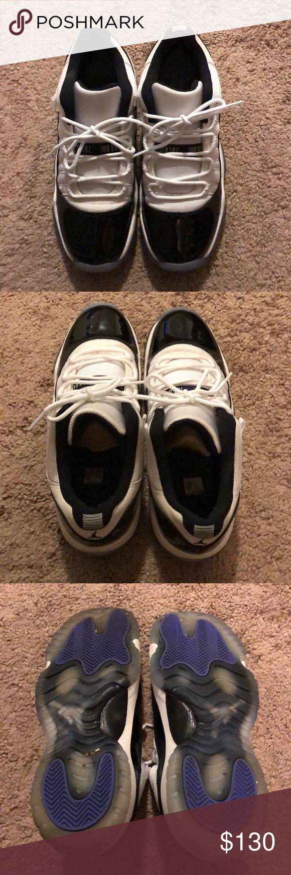 Jordan 11 Jordan low top 11. Worn twice Air Jordan Shoes Sneakers