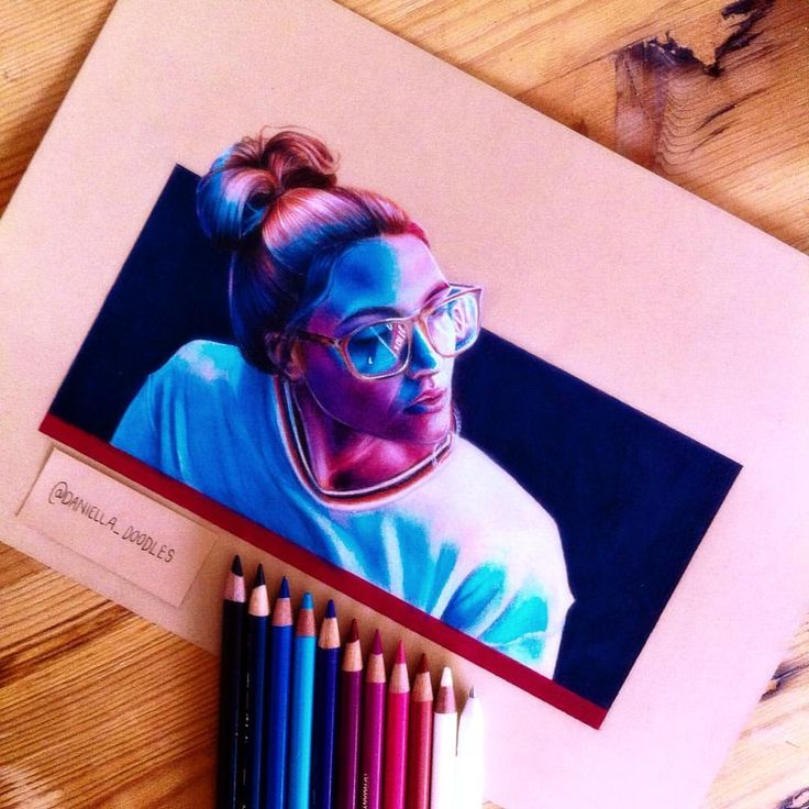 By Daniella Attfield, Photo reference from Brandon Woelfel