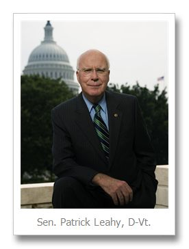 U.S. Sen. Patrick Leahy files amendment to immigration bill for sponsoring gay, lesbian partners