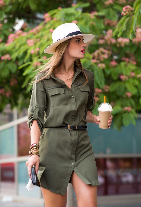 Vestido/Dress: Buylevard Sandalias/Sandals: Zara (Old) Sombrero/Hat: Panamá