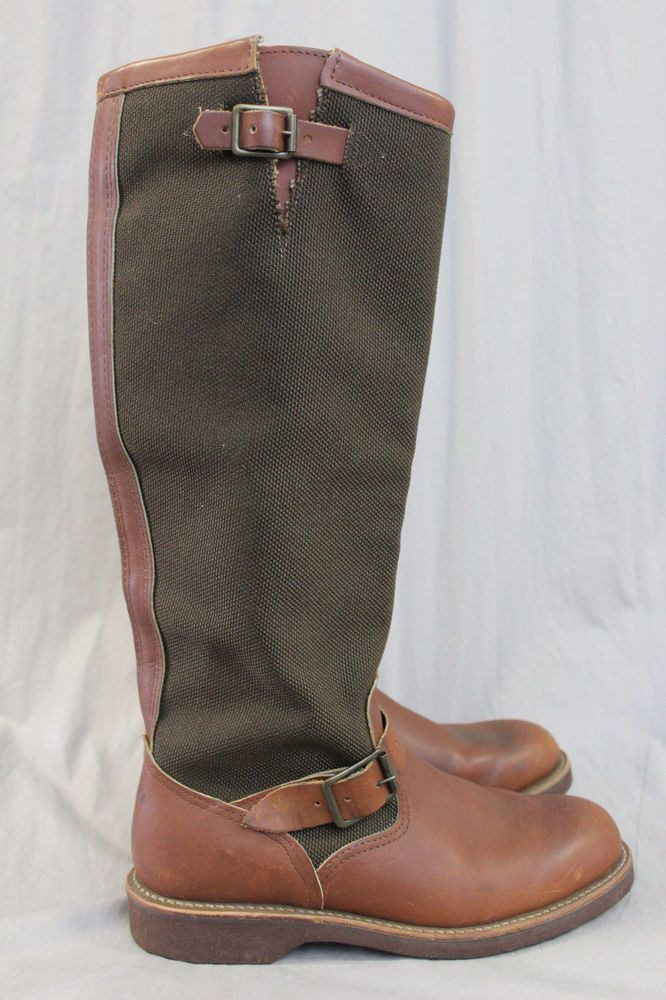 Perfect  Chippewa L23914 15Inch Snake Boot Boots In Tan Rodeo Leather Are So