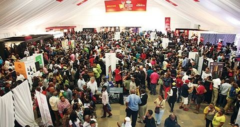 The TOPS at SPAR Soweto Wine and Lifestyle Festival is always bustling with the hottest peeps from across the nations!