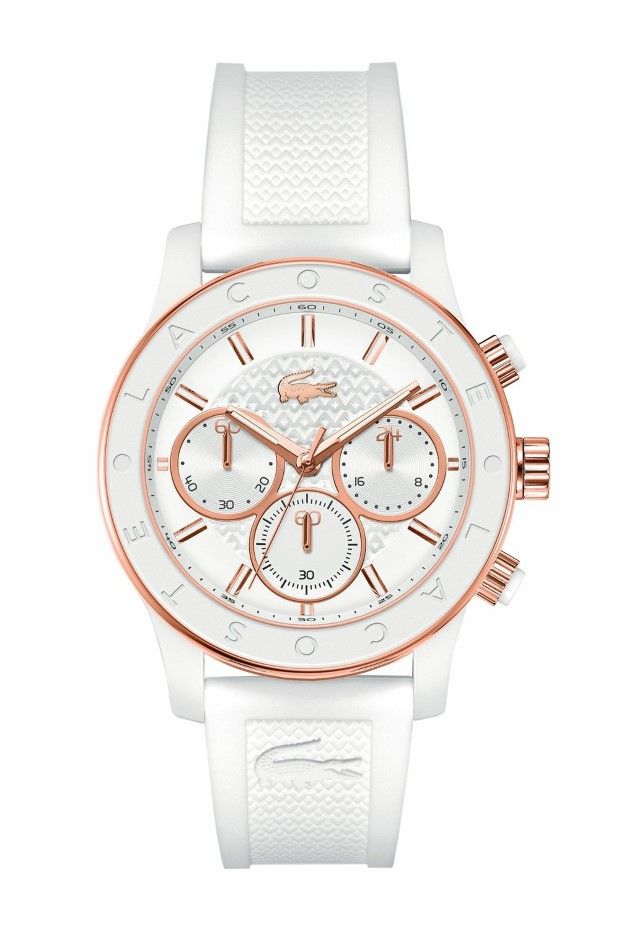 Women watches |  Watches in white  Lacoste Women's Charlotte