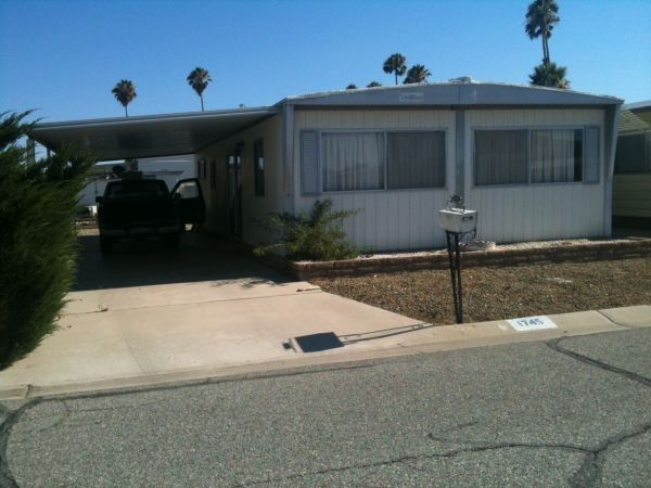 1968 Unknown Double Wide Mobile Home For Sale In Hemet California