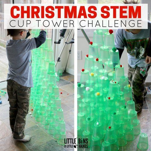 This is a seriously fun and seriously easy activity to set up this holiday season, and we all need a few tricks up our sleeve with all the hustle and bustle. Get your kids off their screens and into this Christmas cup tower STEM challenge which is part of our 25 Days of Christmas STEM...Read More »