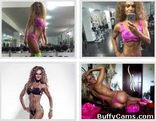 Beautiful Maya, see her female muscle webcam profile: http://imlive.com/wmaster.asp?WID=125250826875&LinkID=1036&promocode=BCODE_model&from=profile&hostnick=beautifulmaya