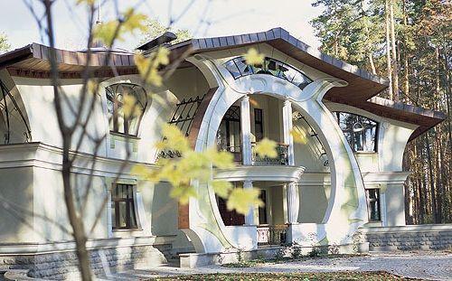 Дизайн интерьера в стиле модерн. #дизайн #интерьер #стиль #модерн #арнуво #дизайнер #дом