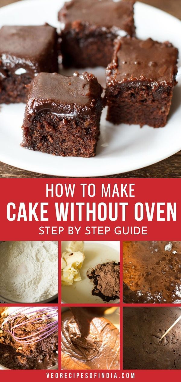 There Are Many Ways To Bake A Cake But Did You Know That You Could Bake A Cake In A Pr In 2020 Chocolate Cake In Cooker Chocolate Cake Recipe Easy