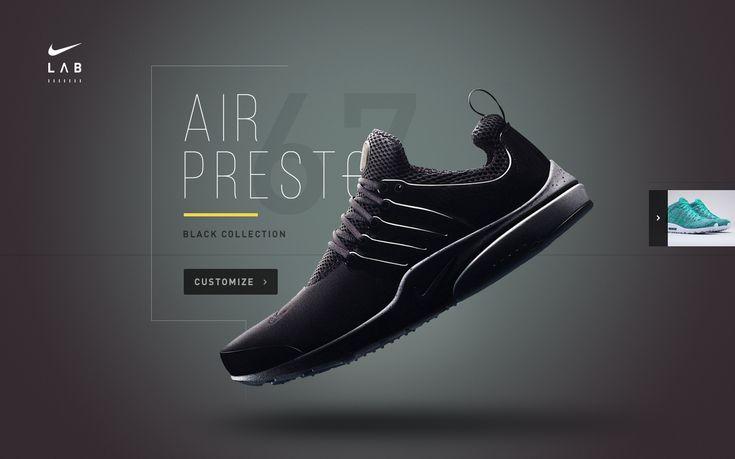 Nike Labs Air Presto by Samuel Thibault