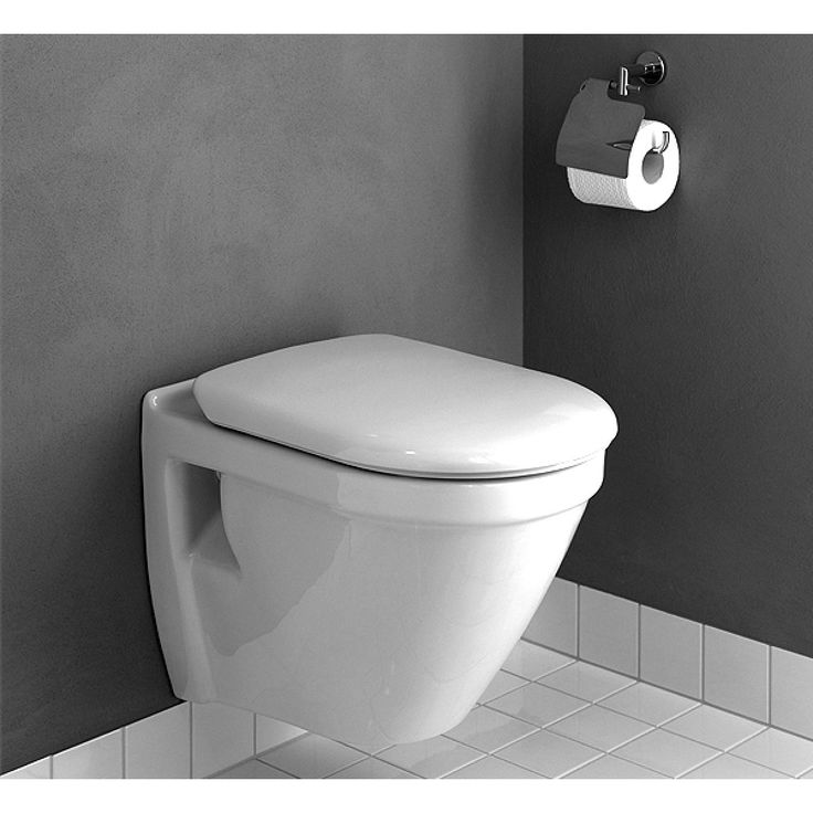 Vitra S50 Wall Hung Toilet Suite : UK Bathrooms