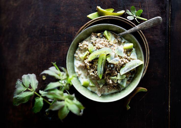 Sunn og god frokost - oppskrift 3: