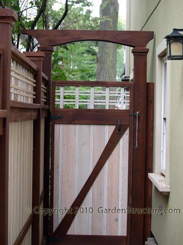Gates With Headpiece Toronto